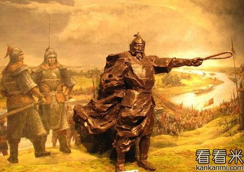 将相小故事之《明朝儒将冯胜的荣与辱》