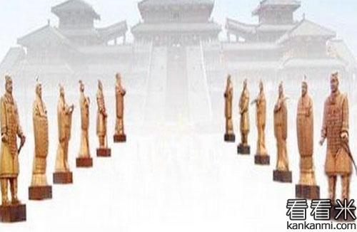 秦始皇为何要铸造十二铜人