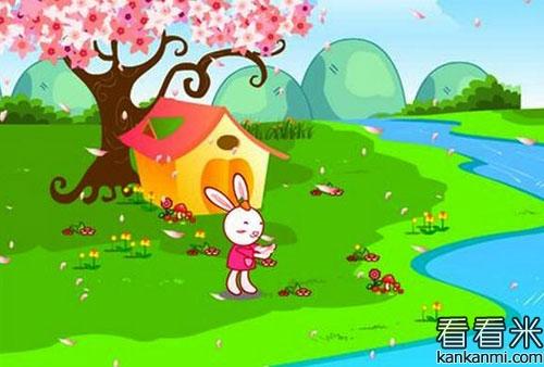 爱迷路的小兔