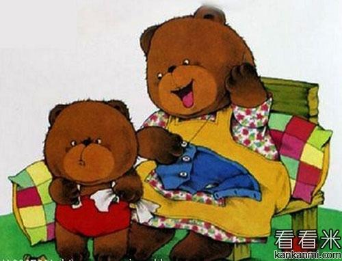 熊婆婆的裁缝铺的故事