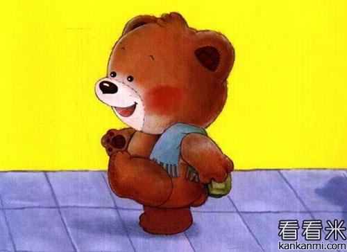 呼哈呼哈的小熊的故事