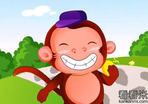 小猴子得冠军的故事