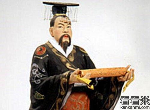 """汉文帝:史上最""""小气""""的皇帝"""
