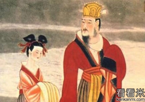 中国历史上21位太上皇