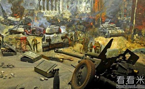 【历史上十大死亡人数最多的战役之一:柏林战役】