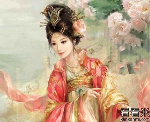 古代帝王后妃中的八大才女:梅妃