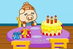 小猪米米的生日故事