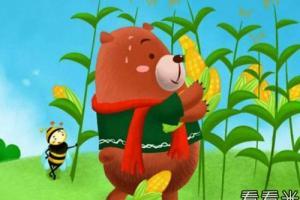 借不到玉米种子的狗熊